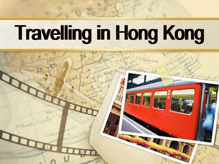 Travelling in Hong Kong