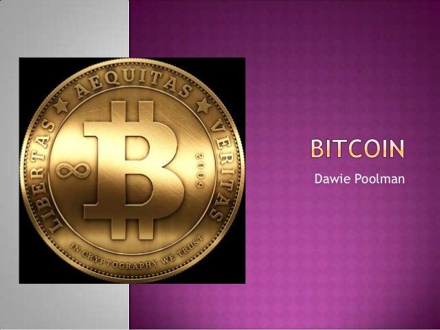 Bitcoin - An Introduction