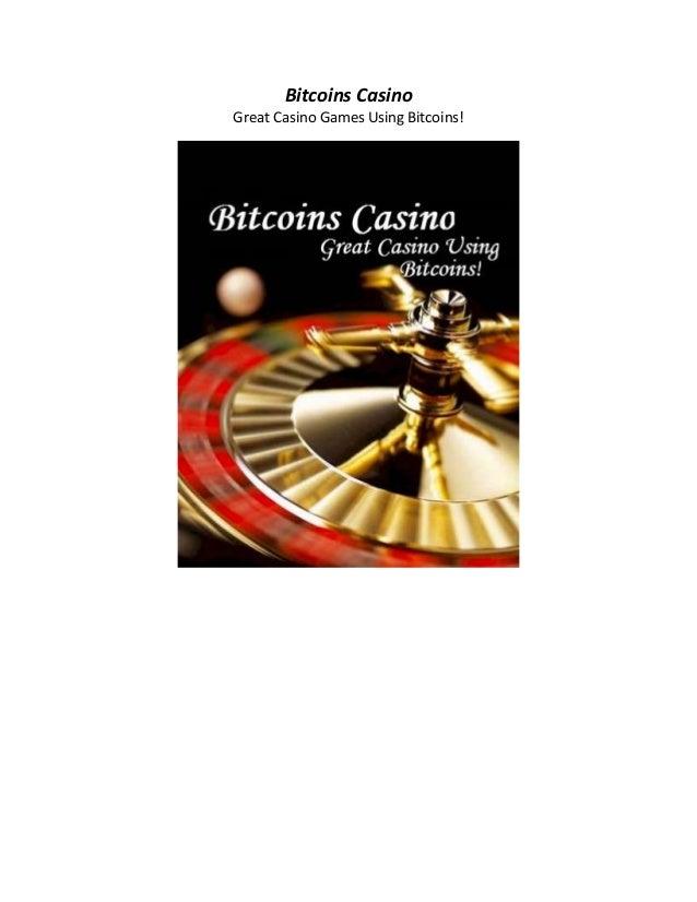 Bitcoins Casino Great Casino Games Using Bitcoins!