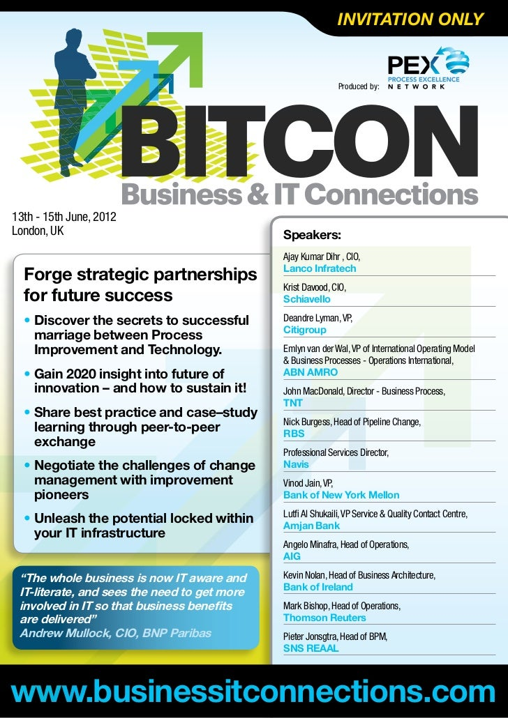 Bitcon Brochure