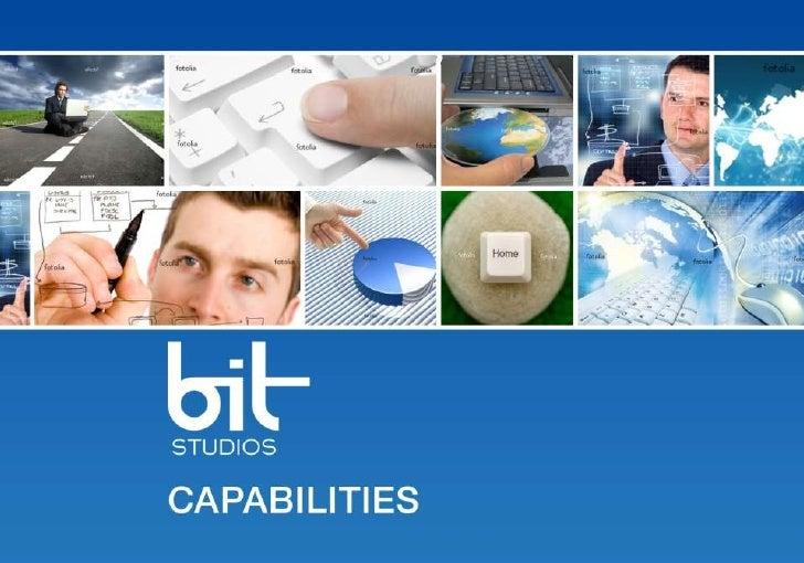 BIT Studios Capabilities Presentation