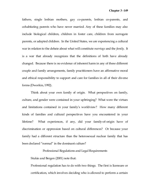 family and surrogacy essay example