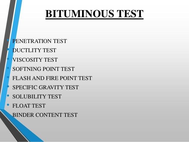 Smith, Ken Penetration test bitumen vibrator