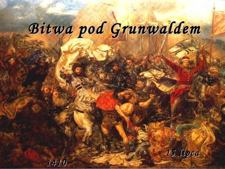 Bitwa pod Ggrunwaldem