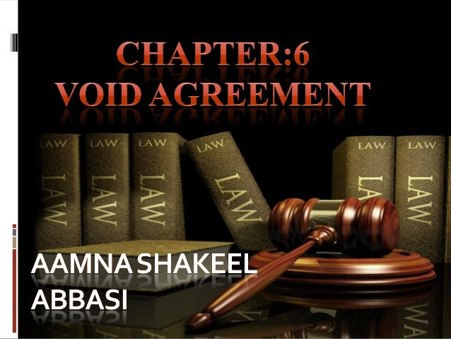 An agreement that interferes with aperson's right to engage him in a lawfulbusiness, trade, occupation or professionis cal...