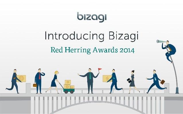 Bizagi's Secret Sauce: Red Herring Awards 2014