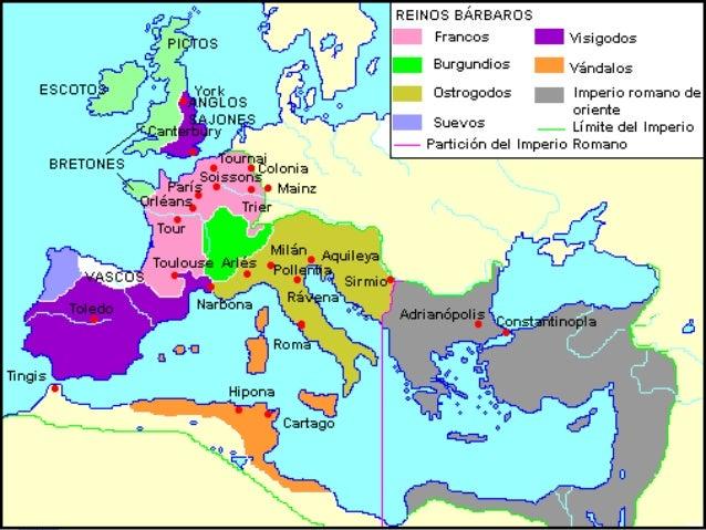 Baños Romanos Toledo:VISIGODOS, BIZANTINOS Y CAROLINGIOS