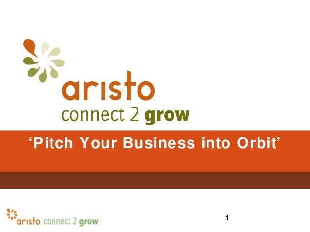 `   'Pitch Your Business into Orbit'                            1