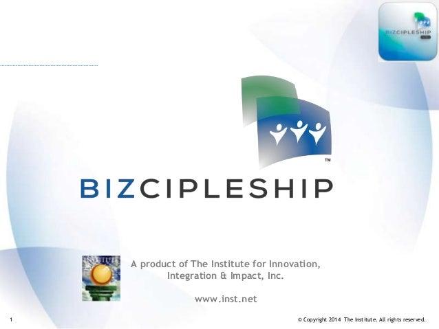 Bizcipleship 2.0