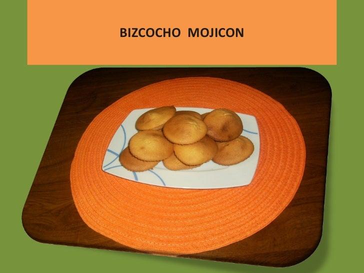 BIZCOCHO  MOJICON
