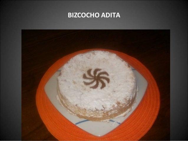 BIZCOCHO ADITA