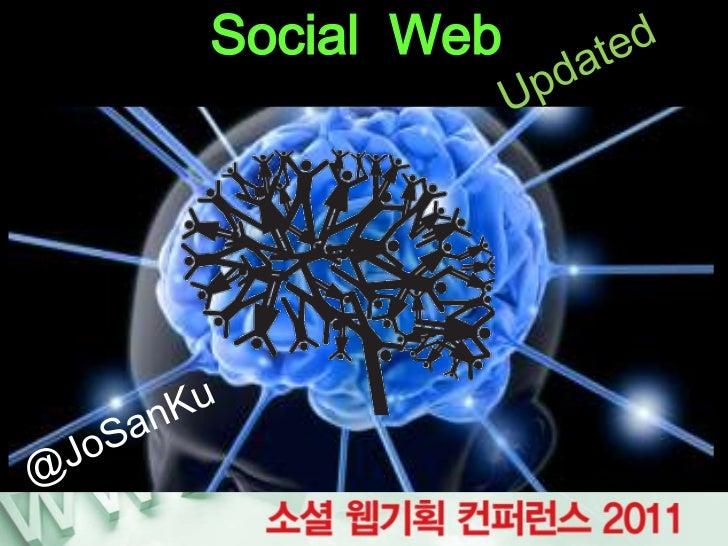 SocialWeb<br />Collective Mind<br />Updated<br />@JoSanKu<br />