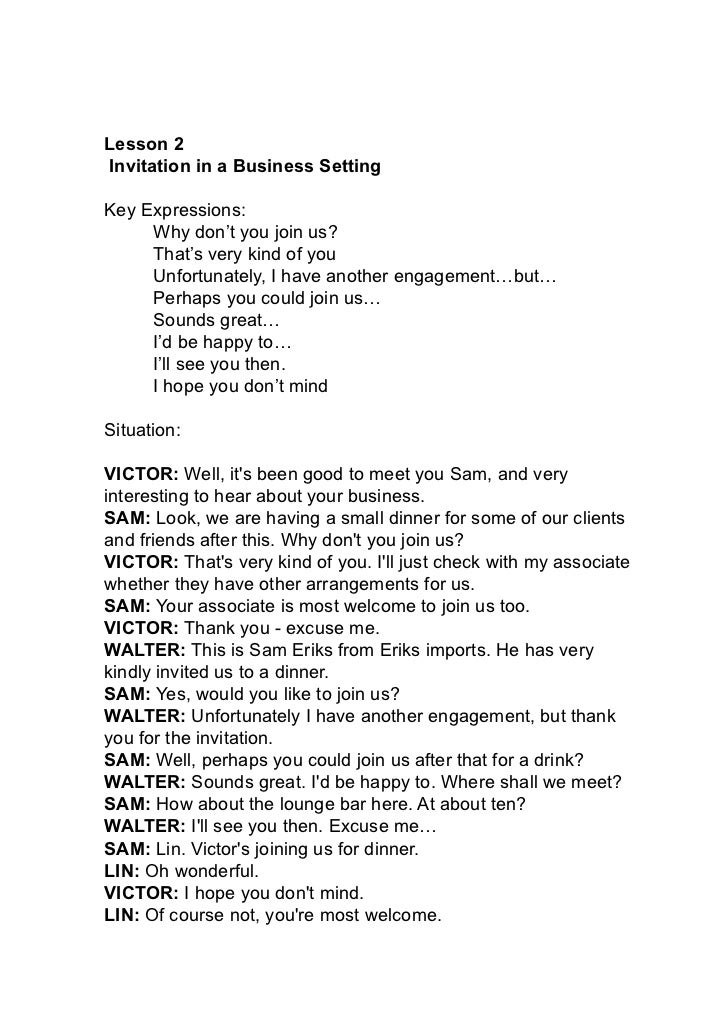 Biz english 3 business settings meetings daily situations dialog