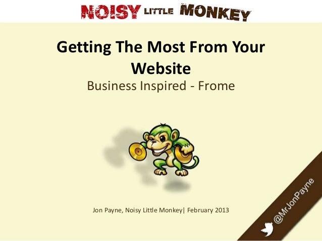 Business Inspired - SEO & Social Media