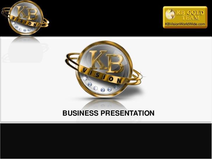 KB Edelmetal KB Vision