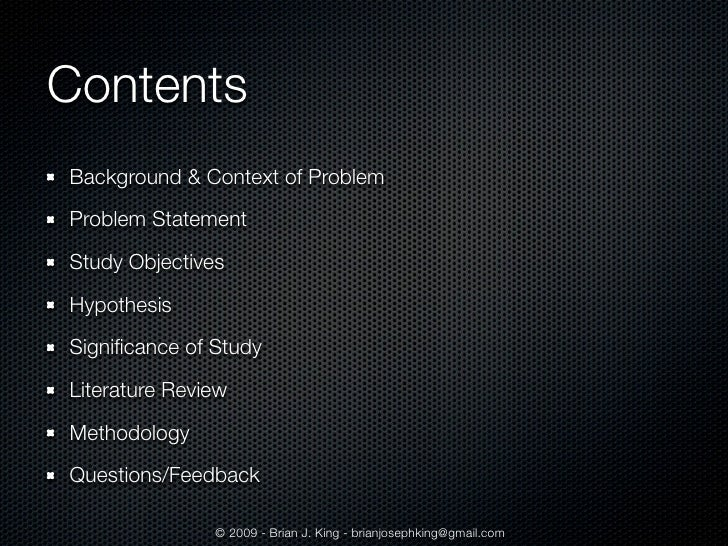Background context thesis   writefiction    web fc  com FC  Background context thesis