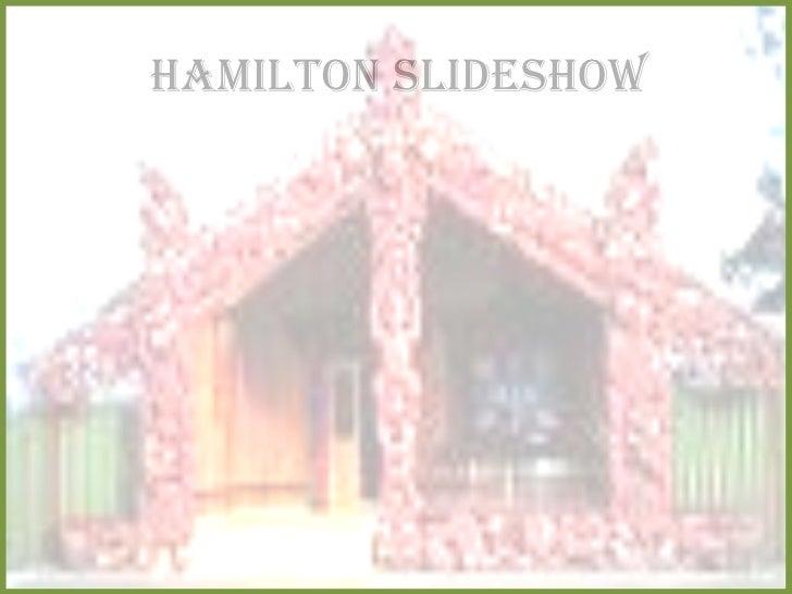 Hamilton slideshow