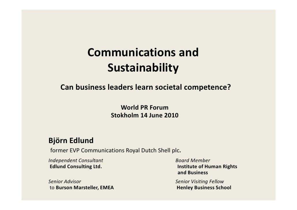 Communicationsand                          Sustainability       Canbusinessleaderslearnsocietalcompetence?          ...