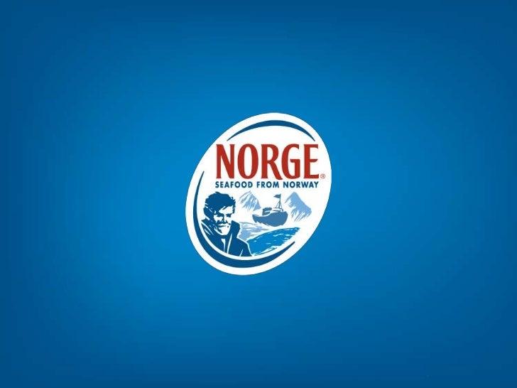 Agenda1. Strategiske målsetninger Norsk Laks?            2. 2011 og case for Spania?                  3. Hva gjør vi i 2012?