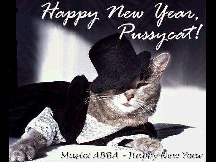 Music: ABBA – Happy New Year<br />