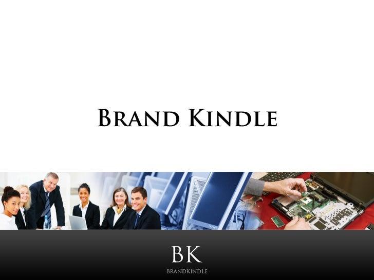 Brand Kindle