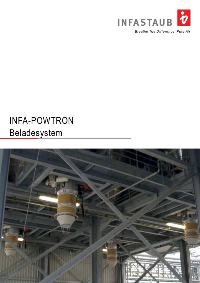 INFASTAUB  Breathe The Difference: Pure Air  INFA-POWTRON  Beladesystem