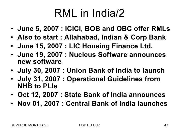 Reverse Mort... Reverse Mortgage In Hindi
