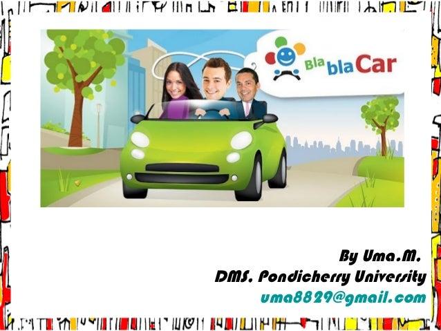 By Uma.M,DMS, Pondicherry University     uma8829@gmail.com