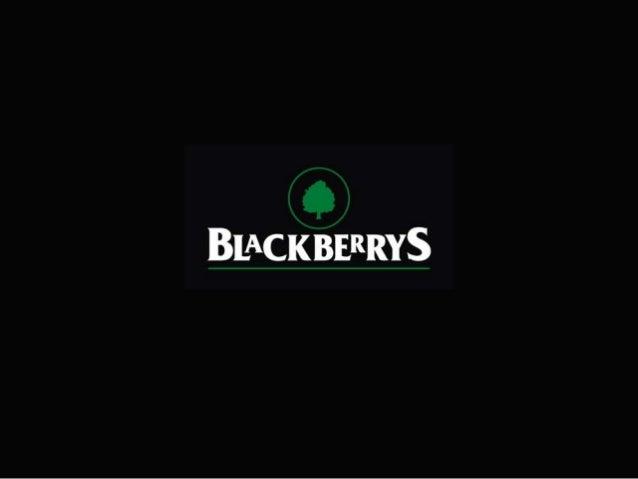 Brand name: BlackberrysBrand logo:Brand Website: www.blackberrys.inOwner: Mohan Clothing Co. Pvt LtdCountry: IndiaIntroduc...