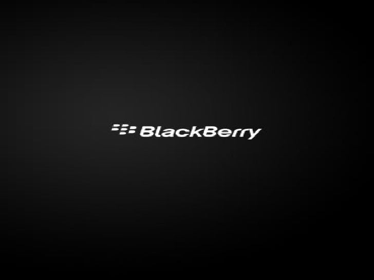 Rencontres blackberry