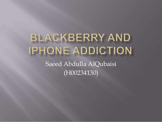 Saeed Abdulla AlQubaisi(H00234130)