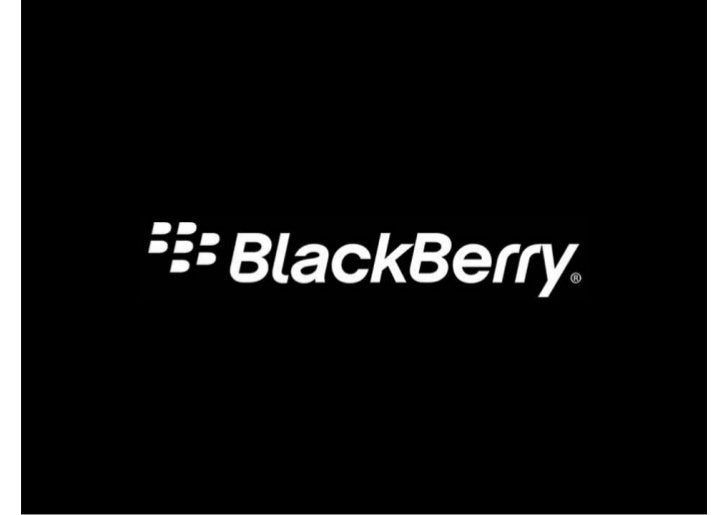 Introducing RIM Black Berry Playbook