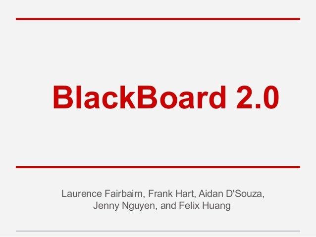 Blackboard2.0