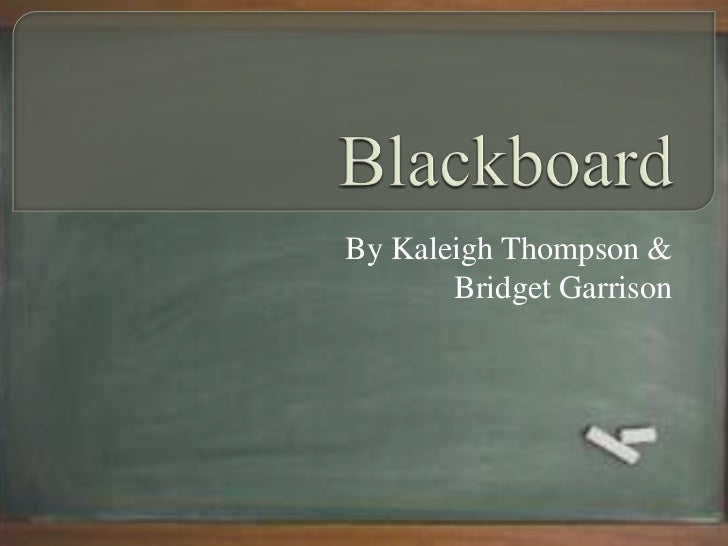 blackboard powerpoint. Black Bedroom Furniture Sets. Home Design Ideas