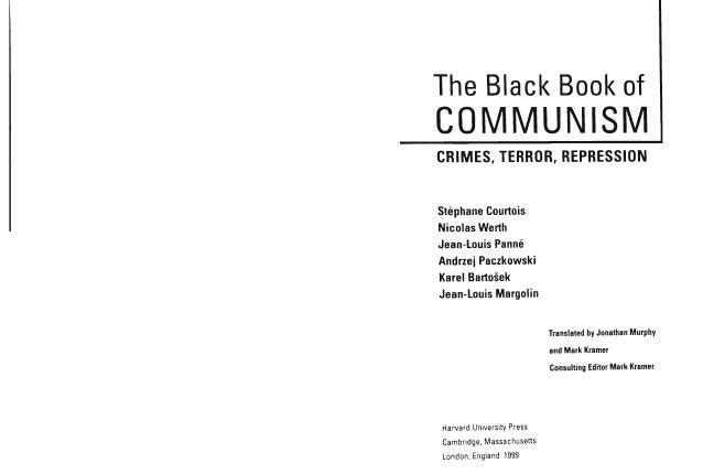 Blackbookcommunism