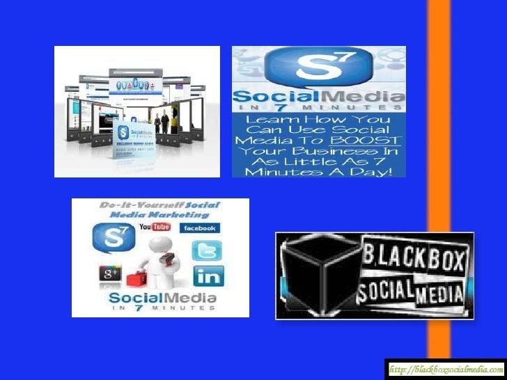 Black Box Social Media Testimonials