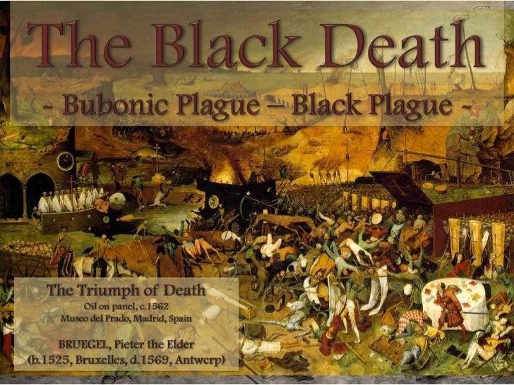 Black Death Bubonic Plague