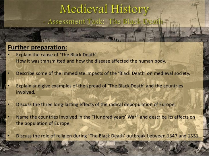 a history of the black plague in england The black death in england was a bubonic plague pandemic, which reached england in 1348, and killed perhaps one third of the population, dying down in 1349.