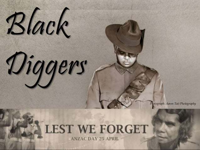 Black Diggers - Indigenous Australians and World War One