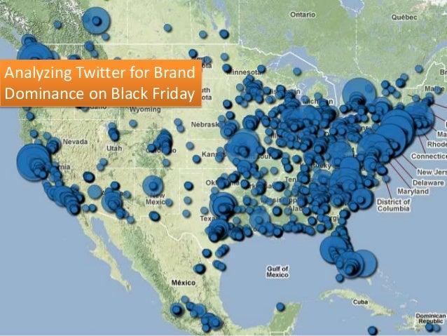 Black Friday Twitter Brand Analysis