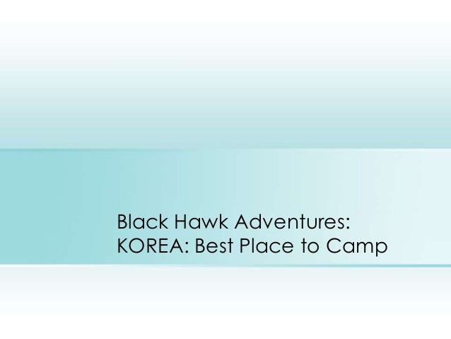 Black hawk adventures