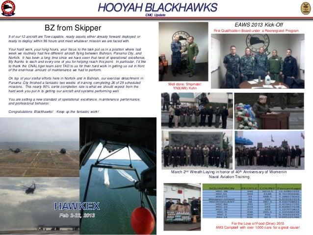 HOOYAH BLACKHAWKS                CMC Update                                                                               ...