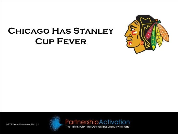 Chicago Has Stanley Cup Fever