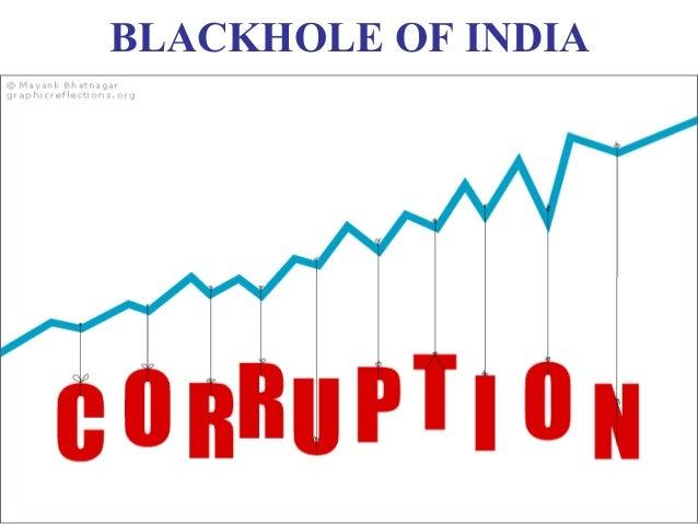 BLACKHOLE OF INDIA