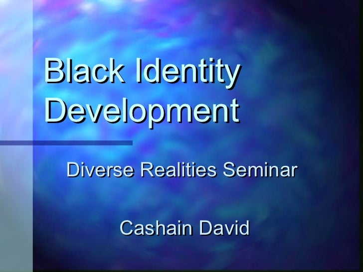 essays on identity development