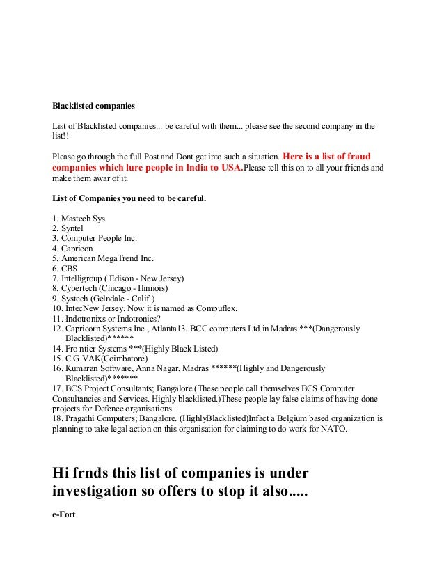 companies list in hyderabad pdf
