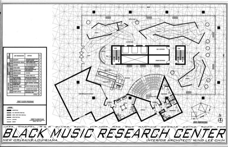 Black Music Research Center New Orleans