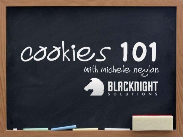 Cookies 101 - EU Cookie Law (privacy) - Michele Neylon, Blacknight
