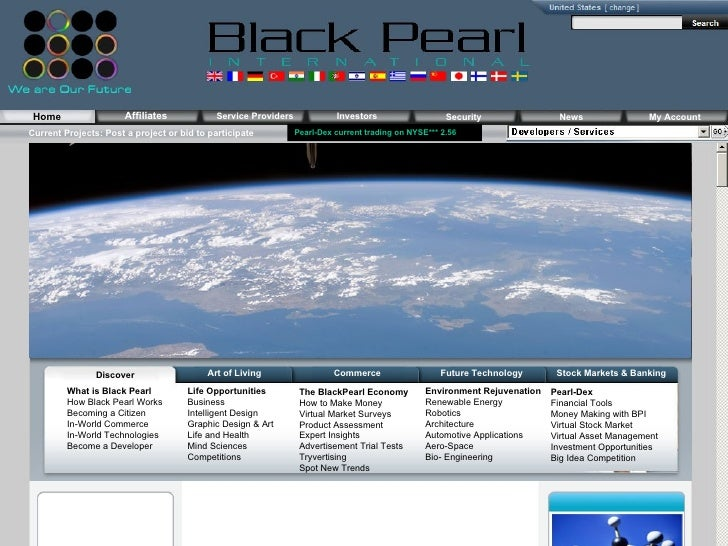 home Art of Living Stock Markets & Banking Commerce Future Technology Home Discover What is Black Pearl How Black Pearl Wo...