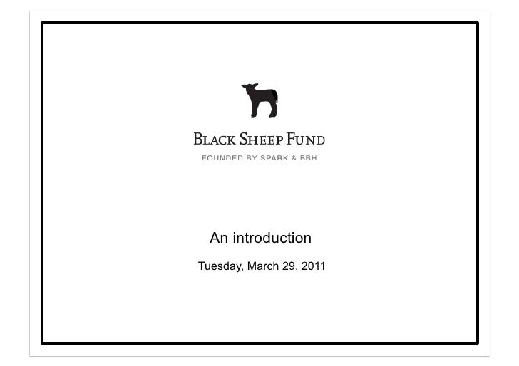 An introductionTuesday, March 29, 2011